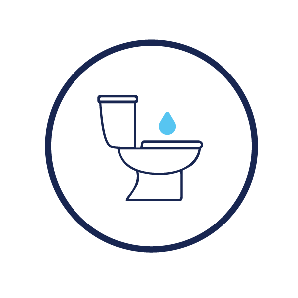 icon representing wastewater treatment